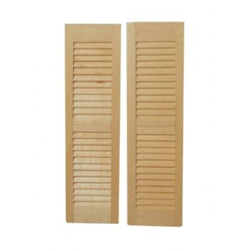 Louvre Shutters, 2 pack