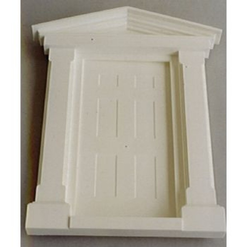Large Georgian Front Plastic Door