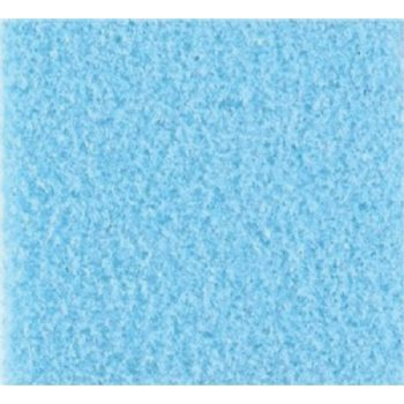 Adhesive Carpet Light Blue