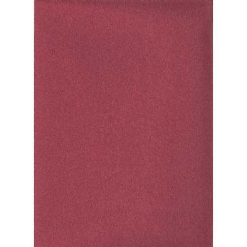 Adhesive Carpet Dark Red