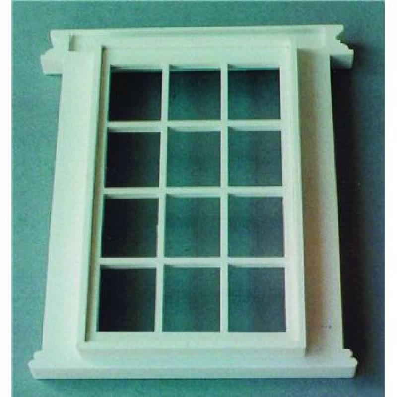 12 Pane Georgian Window