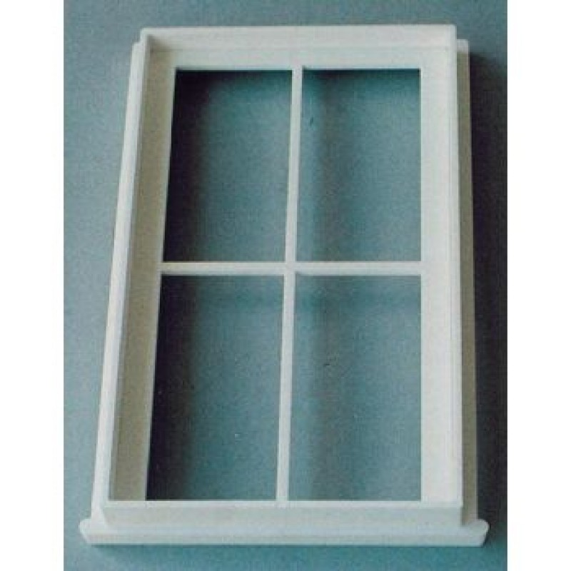Large Victorian 4 Pane Window