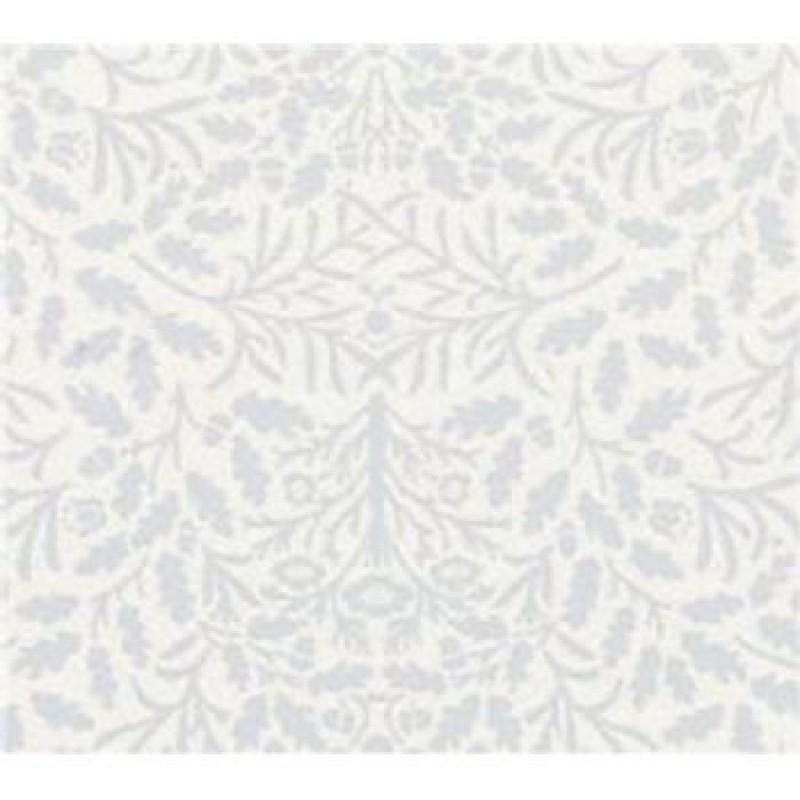 A3 Fine Qual Acorns Blue On White Paper