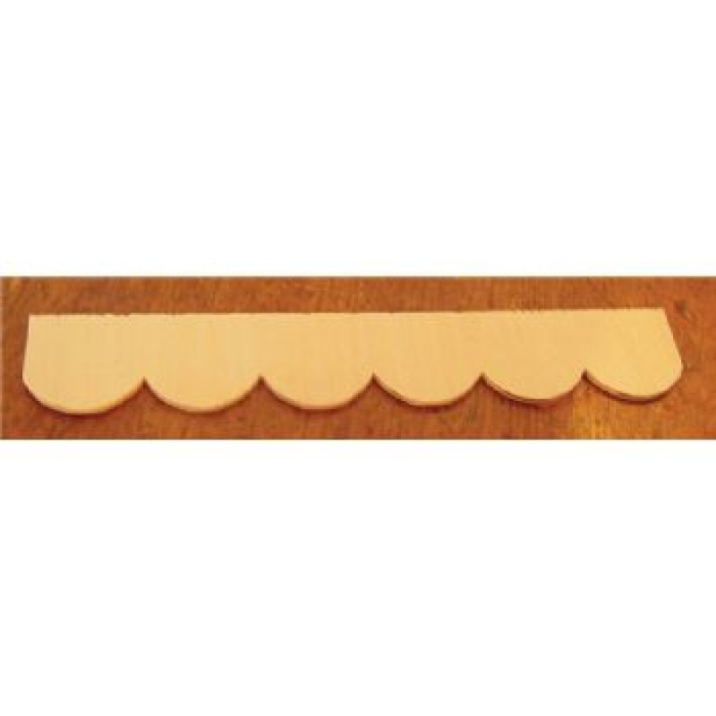 Roof Tile Strips, 12 pack