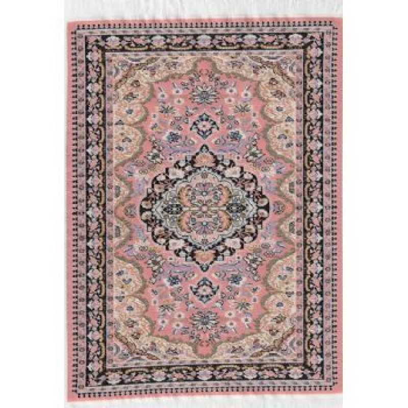 Turkish Rug Pink
