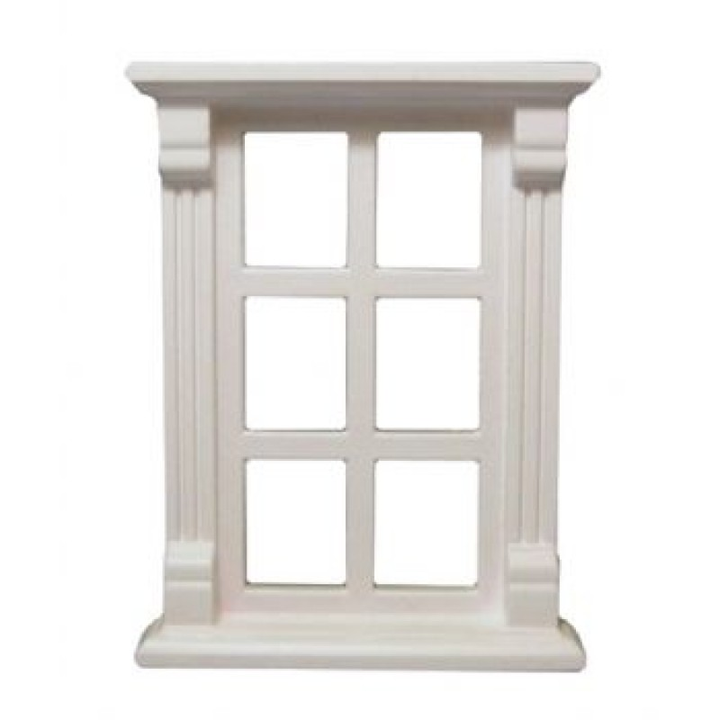 6 Pane Window
