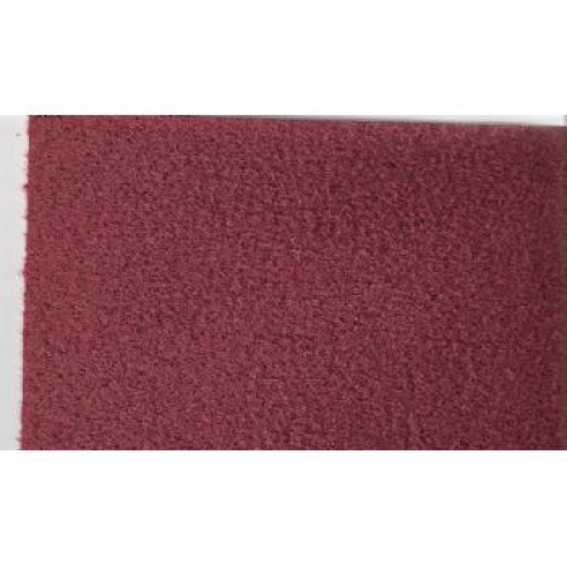 Dark Red Deep Pile Carpet