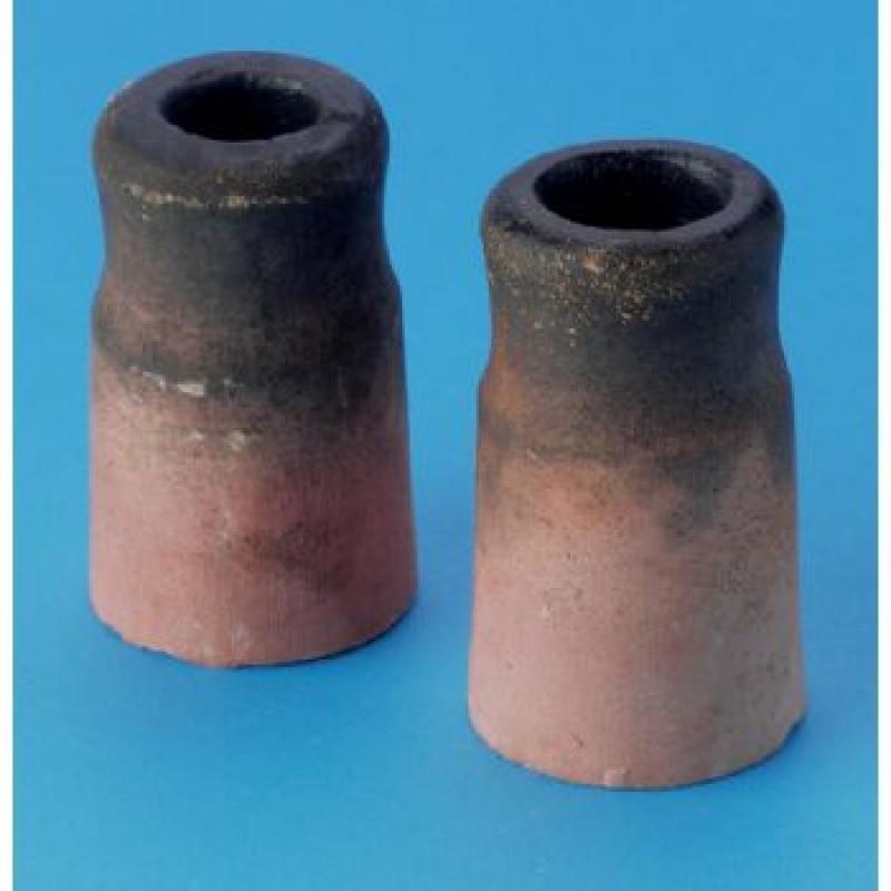 Medium Distressed Chimneys, 1 pair