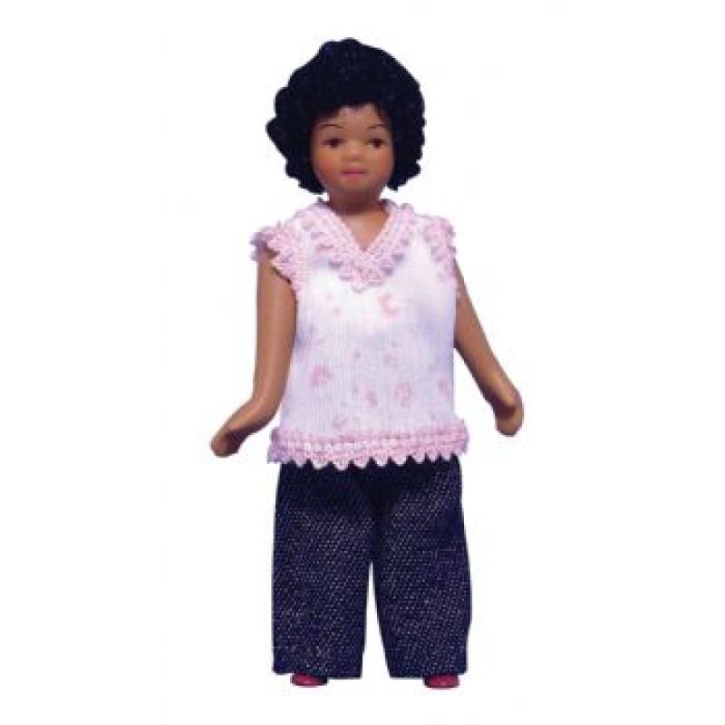 Modern Jeans Girl Doll