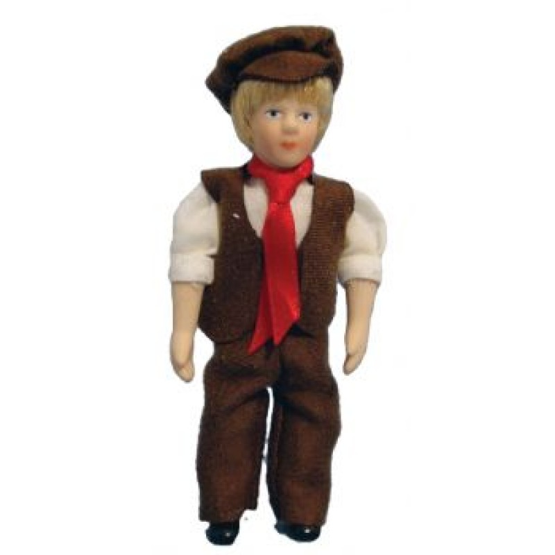 Victorian Lad Doll
