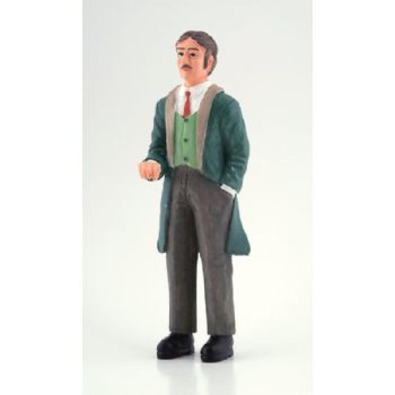 Victorian Gentleman Doll Standing