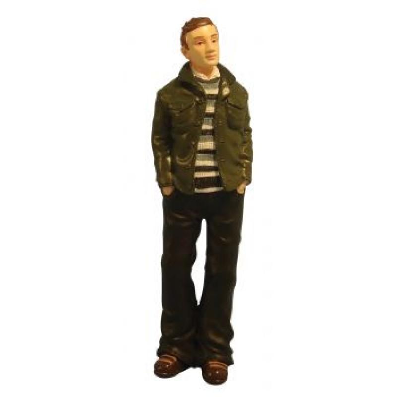 Modern Man in Jacket