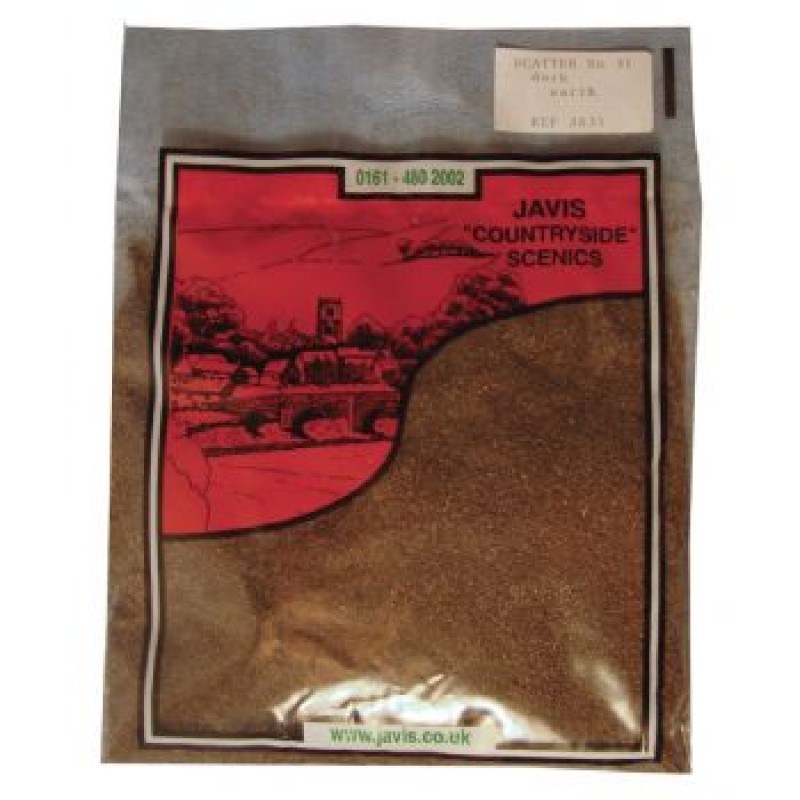Scatter No31 Dark Earth, 50g