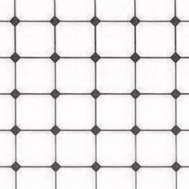 Black / White Tiling Paper