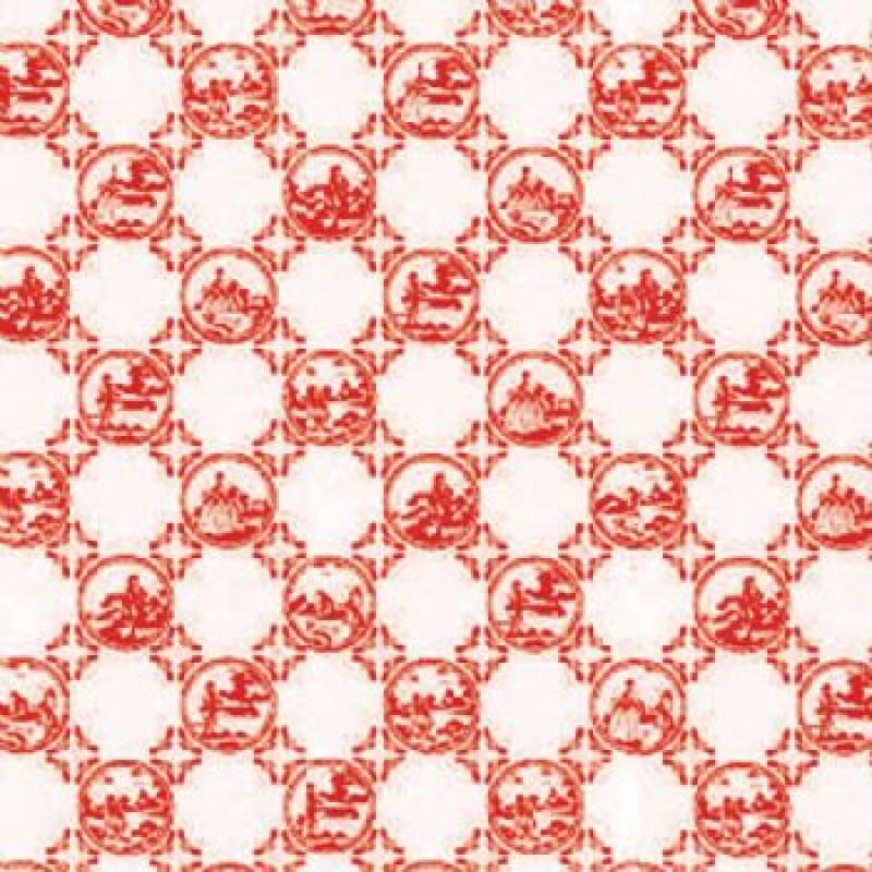 Red Beatrix Paper