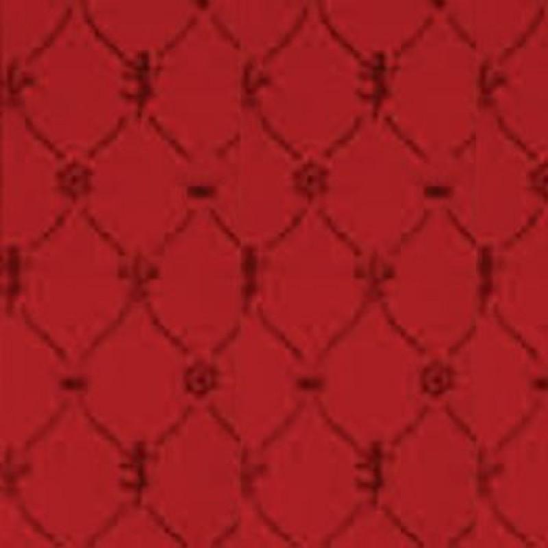 Red Heraldry Paper