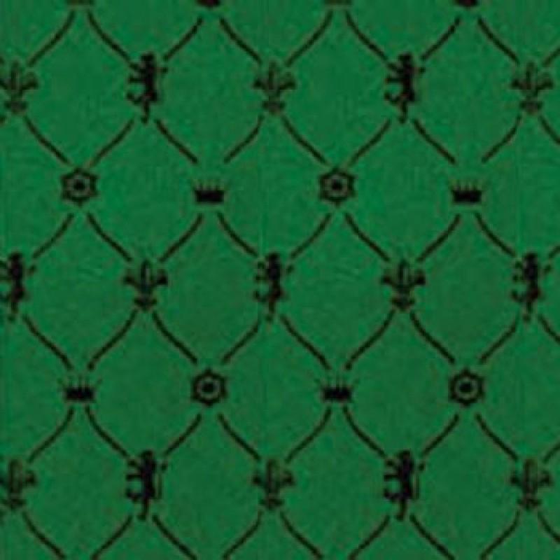 Green Heraldry Paper