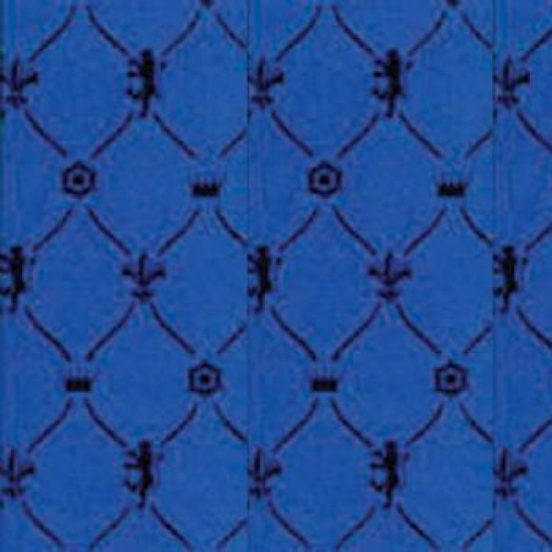 Blue Heraldry Paper
