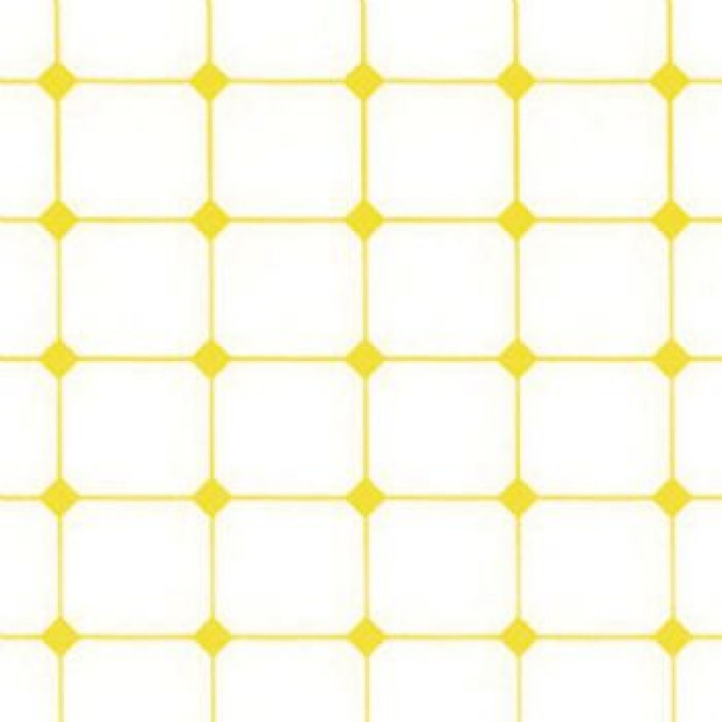 Yellow / White Tiling Paper