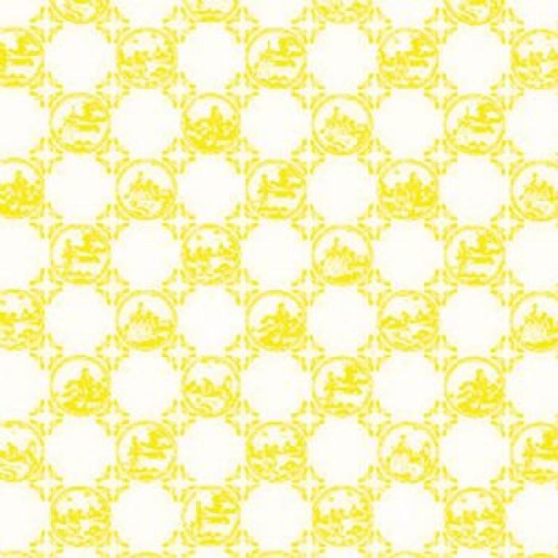 Yellow Beatrix Paper