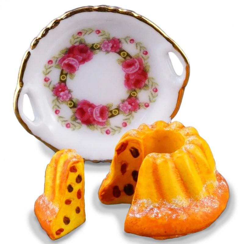 Panna cotta Cake