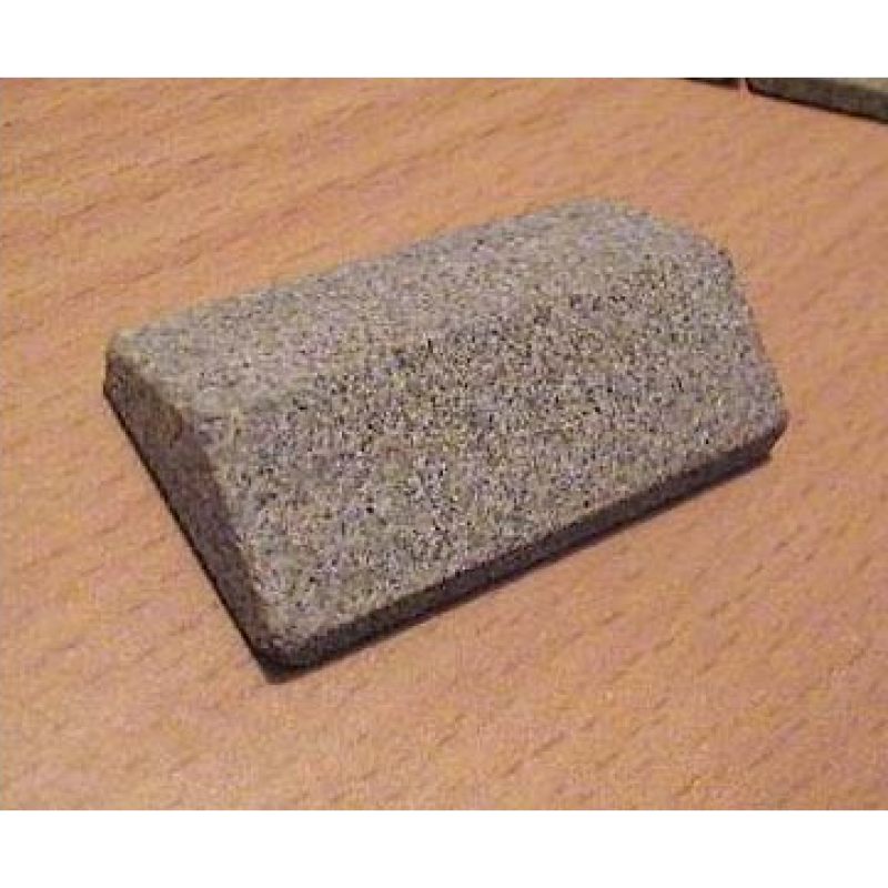22mm Wide Grey Stone Stone Wall Copings, 5 Pack