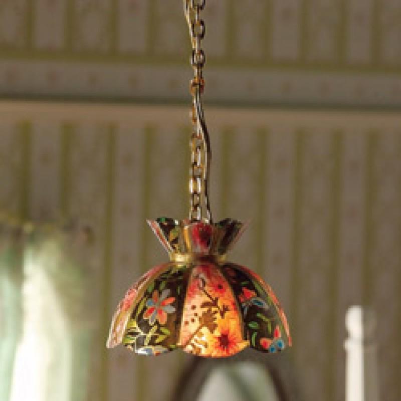 Hanging 'Tiffany' Light