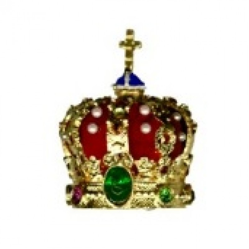 The Crown of Norway Royal Historic Regalia