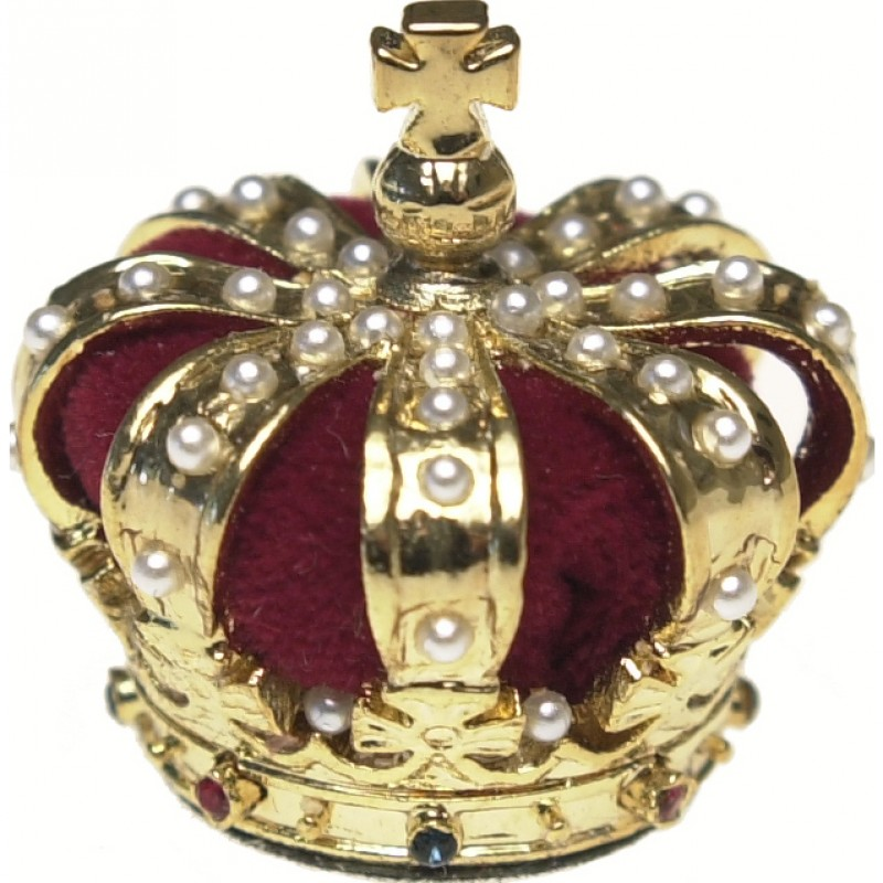 The Crown of the Netherlands Holland Royal Historic Regalia