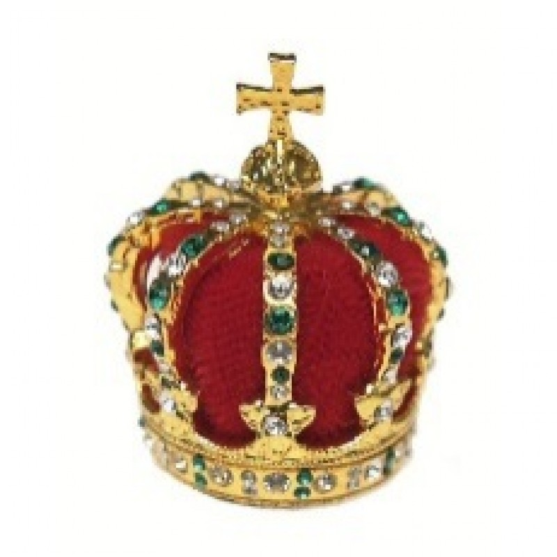 The Crown of Wurtemburg Germany Royal Historic Regalia