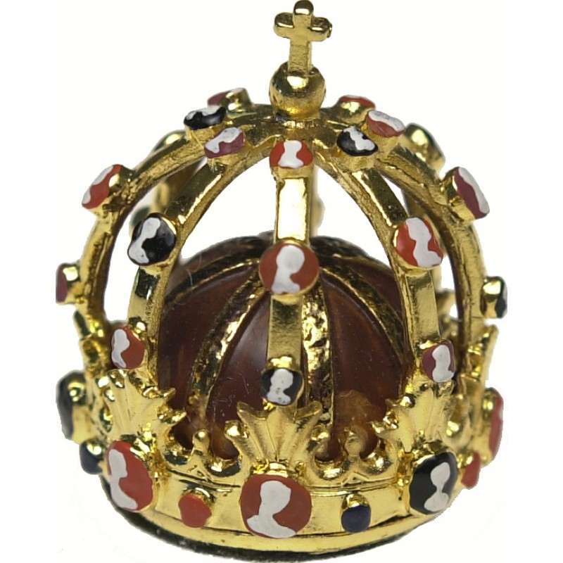 The Crown of Napolean Bonaparte France Royal Historic Regalia