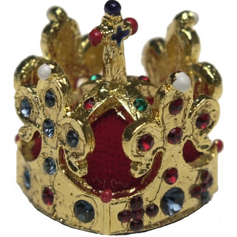 The Crown of Wenceslas of Bohemia Royal Historic Regalia ***SECONDS***