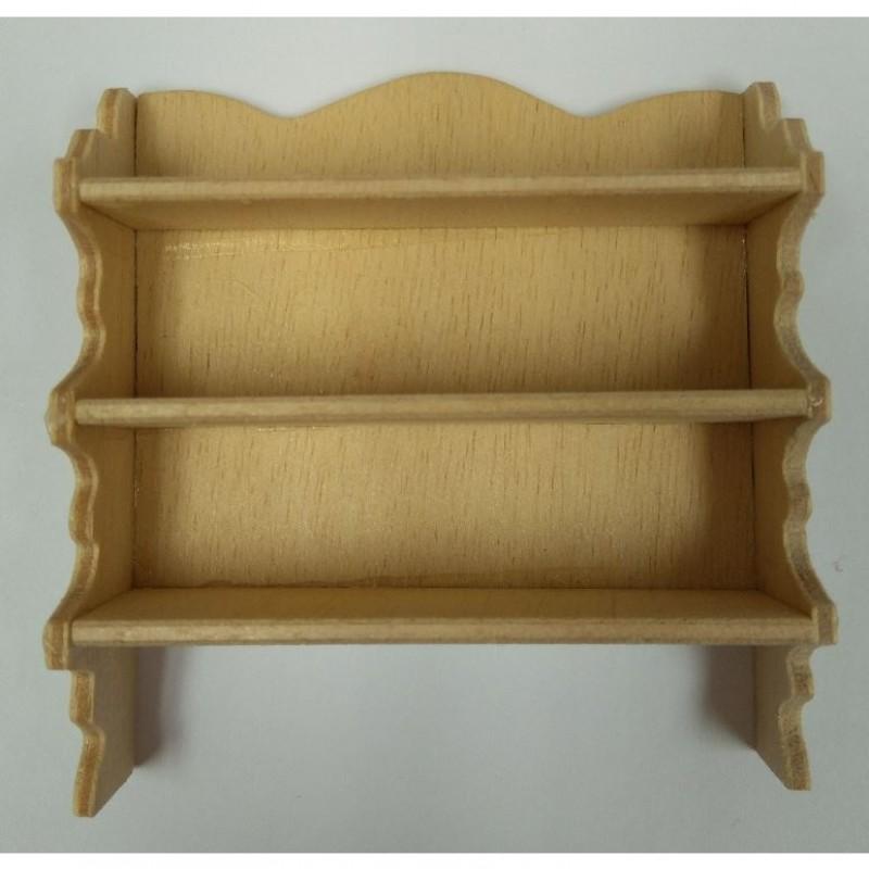 Scalloped Edge Shelves (L)