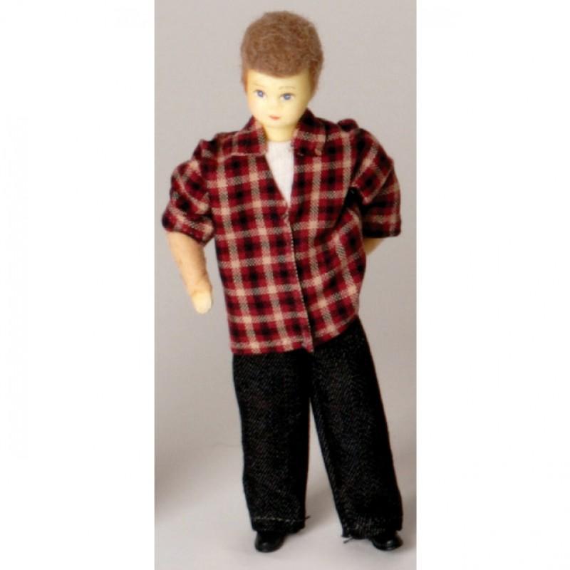 Teenage Boy Doll