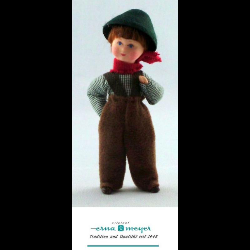 Victorian Boy Doll