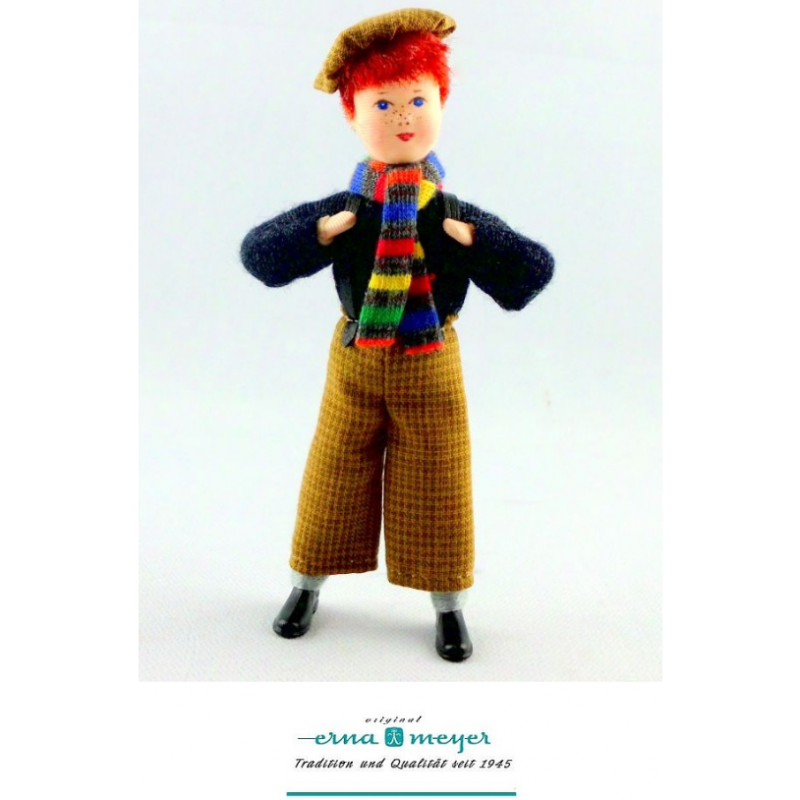 Traditional Boy Doll