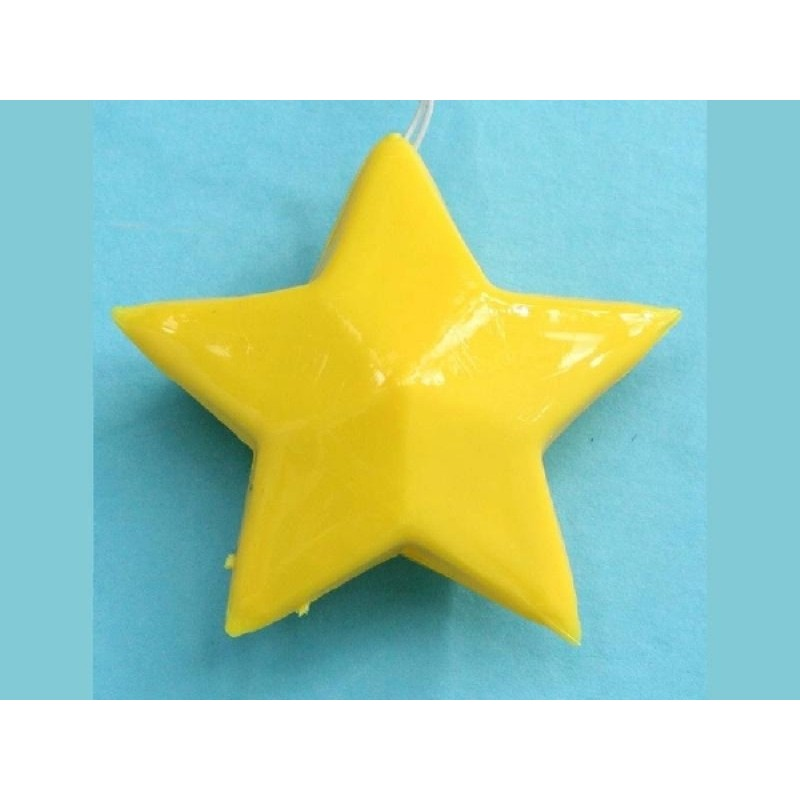 Yellow Star Light