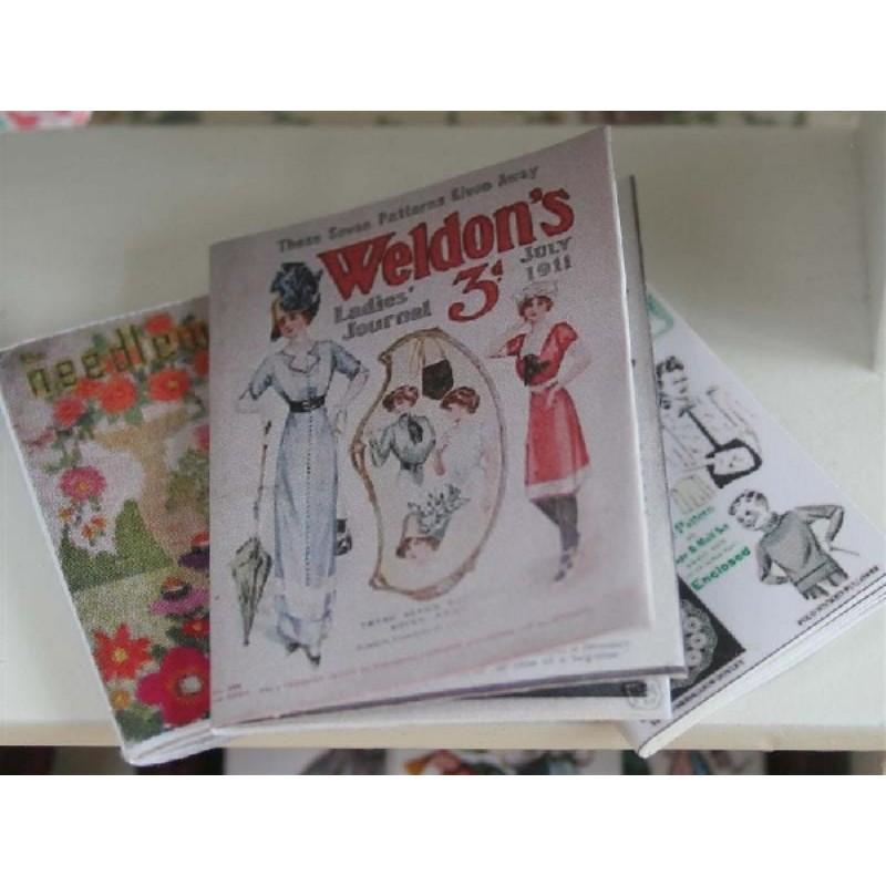 Weldons Magazine