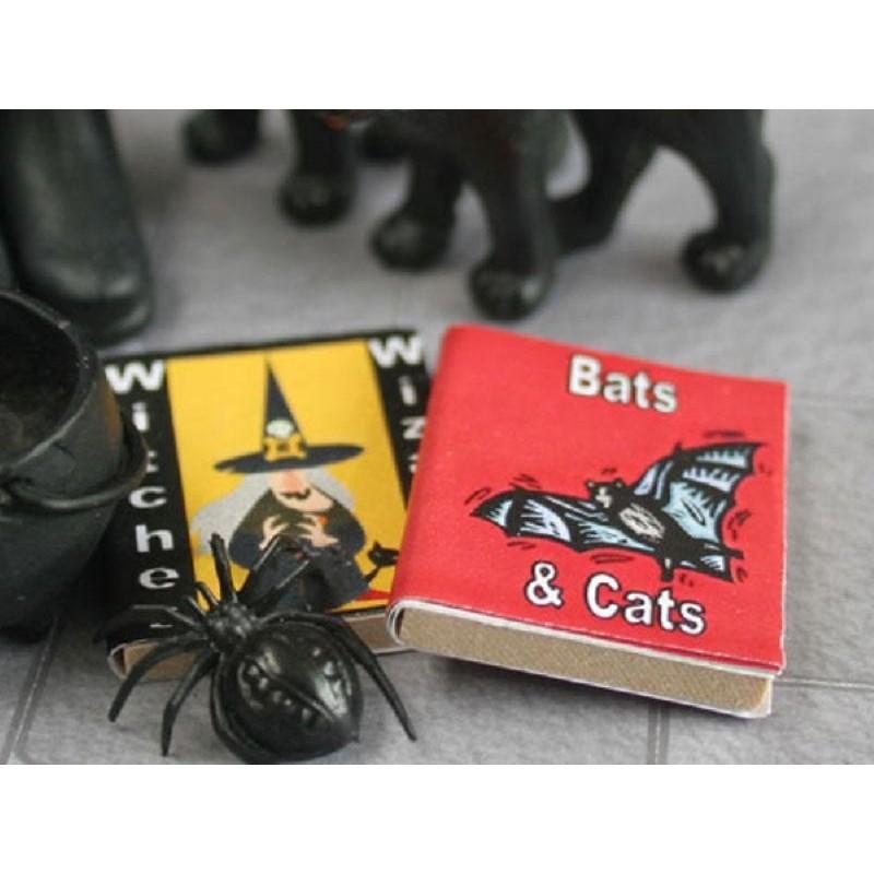 Set of 2 Halloween Books