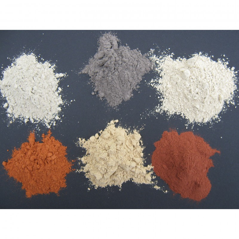 Dark Red Modelling Dust, 100g Pack
