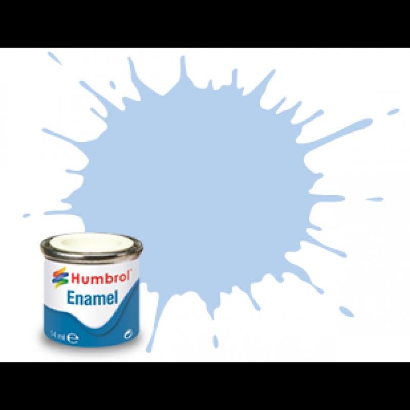Humbrol 044 Pastel Blue Matt Paint