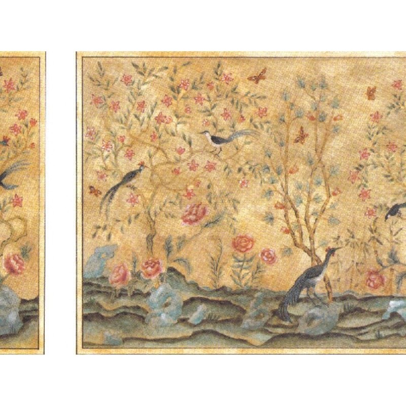 Chinoiserie Paper