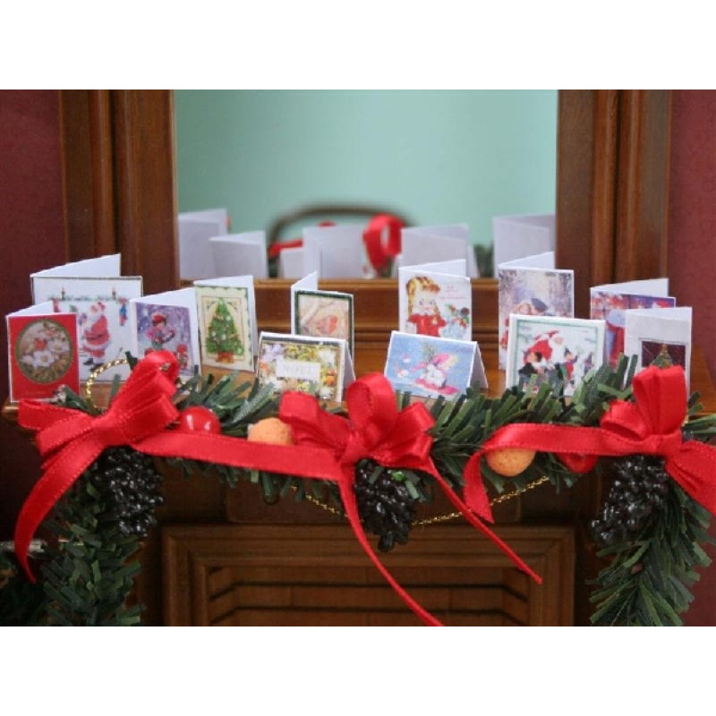 Xmas Cards, Set of 12