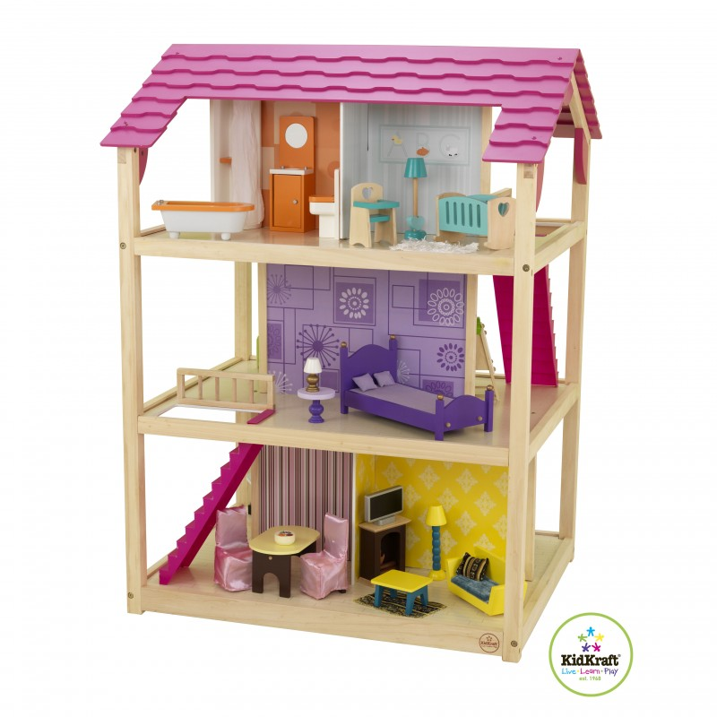 So Chic Dolls' House
