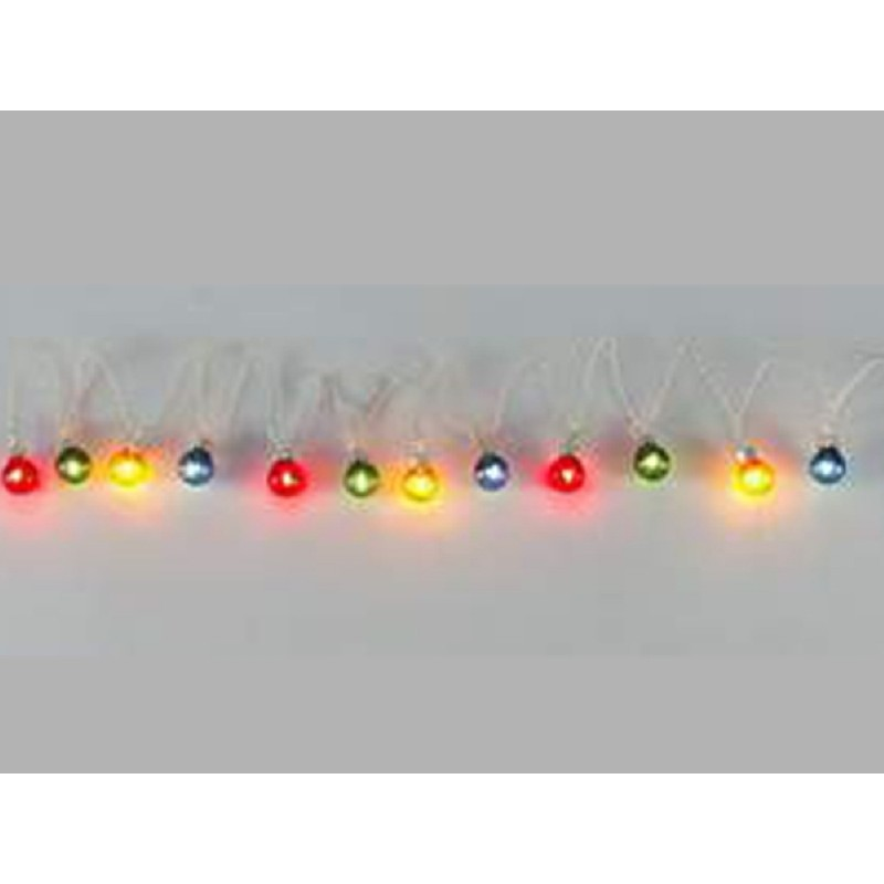 12 Light Fancy Christmas Light Set