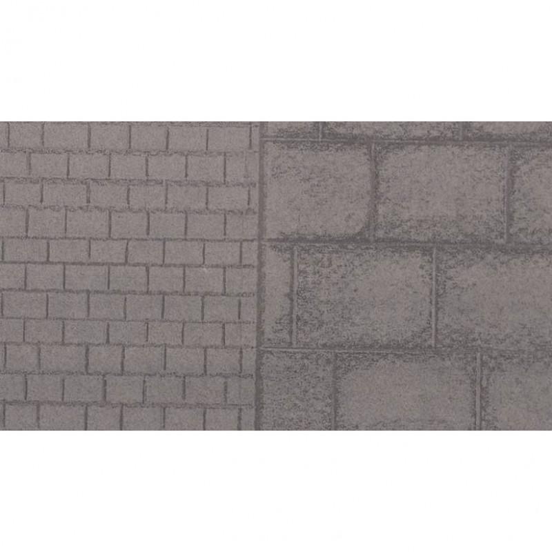 Stone Pavement Paper 430 x 600mm