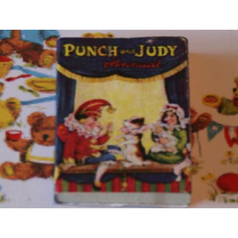 Punch & Judy Book