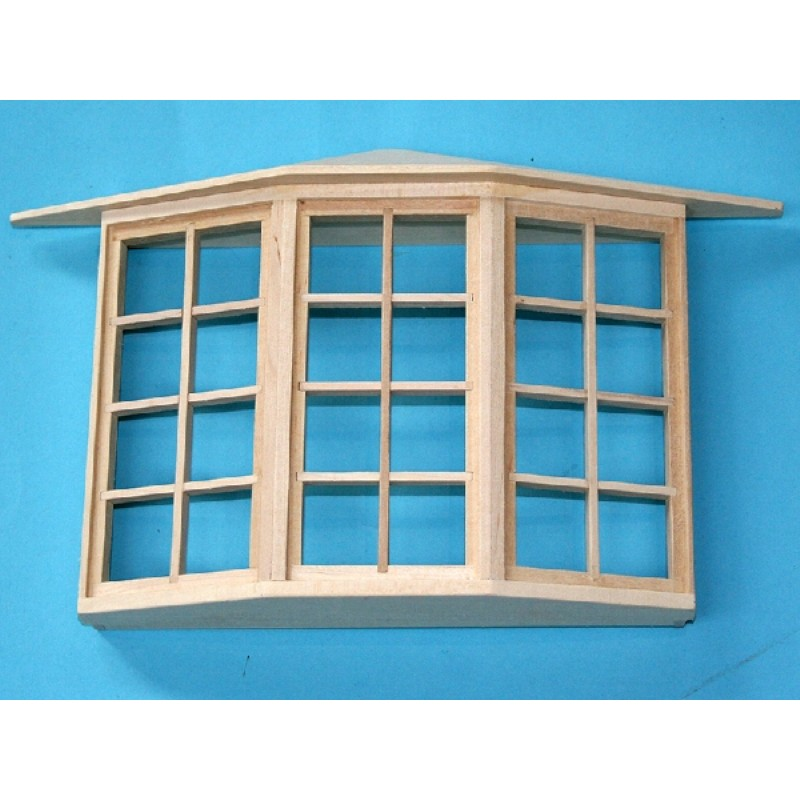 24 Pane Bay Window (Value)