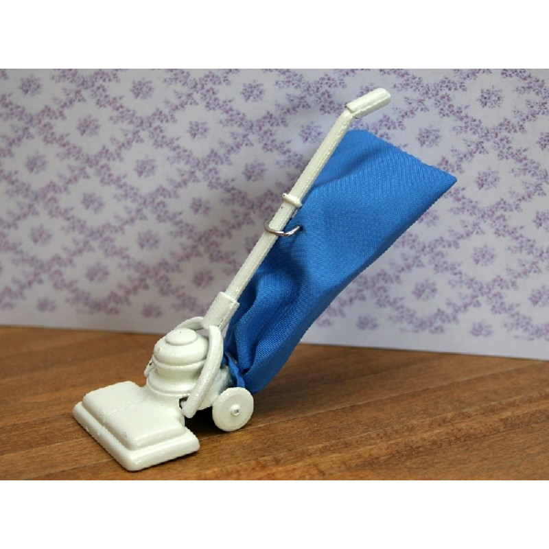 Blue & Cream Hoover