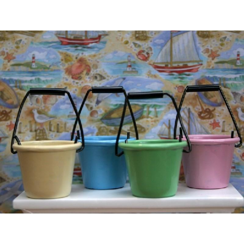 Buckets, Set of 4